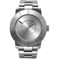 ISSEY MIYAKE - TO automatic Tokujin Yoshioka - steel silver