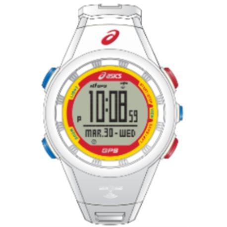 acerca de Semicírculo ego  Asics AG01 GPS white