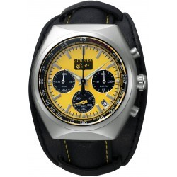 Onitsuka Tiger Chronograph Model silver/black/yellow