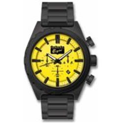 Onitsuka Tiger Chronograph Model black/yellow