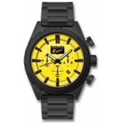 Onitsuka Tiger Chronograph Model black/yellow